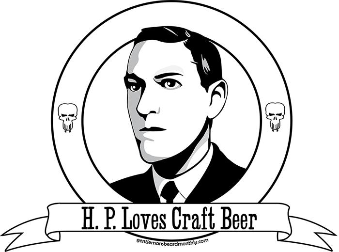 H.P. Lovescraft Beer