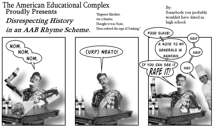 Guest Comic Week: The American Educational Complex by Zach